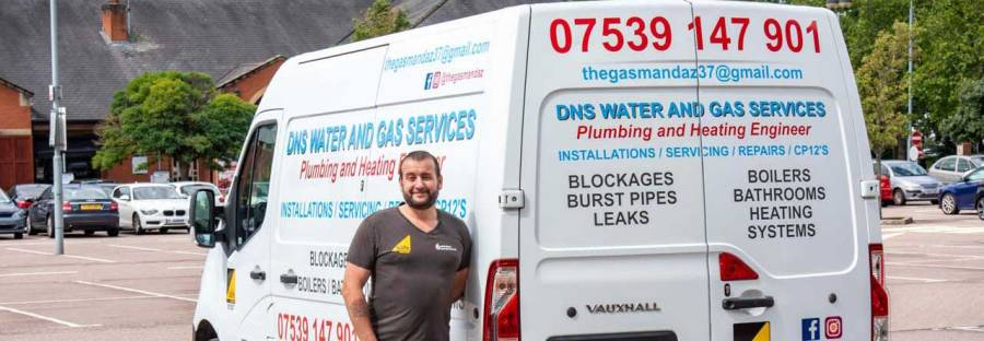 image of Daz Neary from DNS Water and Gas Services